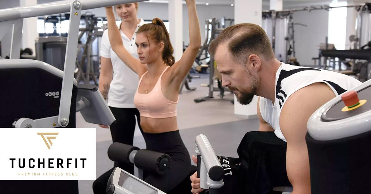 TucherFit Nürnberg | Dein Premium Fitnessstudio in Nürnberg